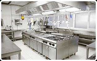Dedetizadora RJ - Dedetização de Cozinhas